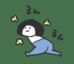 Oshiri-chan sticker #4544385