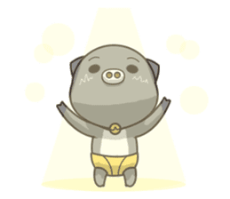 Moonum & Moonim sticker #4544439