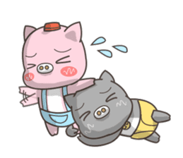 Moonum & Moonim sticker #4544457