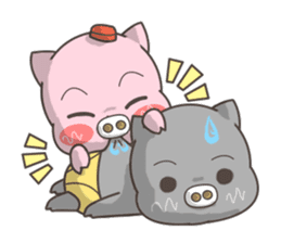 Moonum & Moonim sticker #4544462