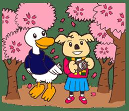 HB & Lifang : Japan Memory (EN) sticker #4544494