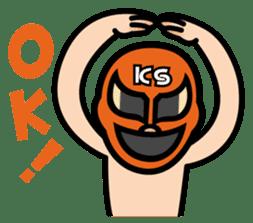 """Kazushi Sakuraba """"SAKU-Machine"""" sticker #4544706"""