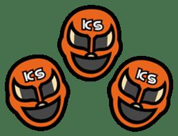 """Kazushi Sakuraba """"SAKU-Machine"""" sticker #4544709"""