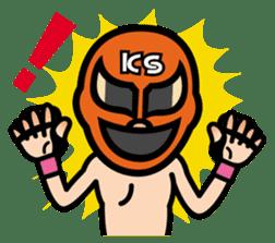 """Kazushi Sakuraba """"SAKU-Machine"""" sticker #4544711"""