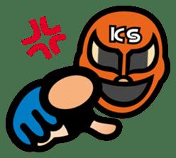 """Kazushi Sakuraba """"SAKU-Machine"""" sticker #4544713"""
