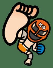 """Kazushi Sakuraba """"SAKU-Machine"""" sticker #4544715"""