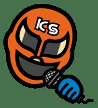"""Kazushi Sakuraba """"SAKU-Machine"""" sticker #4544718"""