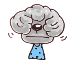 Toy poodle of all sticker #4547467