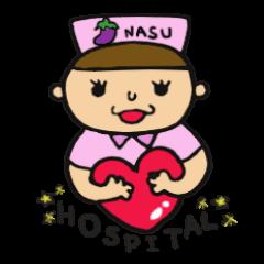 Daily of Nasu nurse.