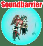 Musician sticker 3D sticker #4550013