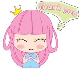 Miho : Sweet princess. sticker #4557078