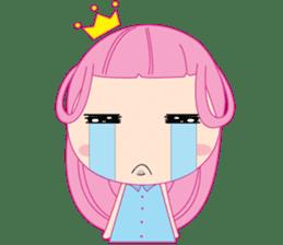 Miho : Sweet princess. sticker #4557086