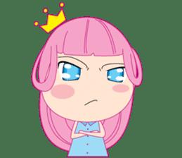 Miho : Sweet princess. sticker #4557091