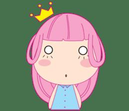 Miho : Sweet princess. sticker #4557093