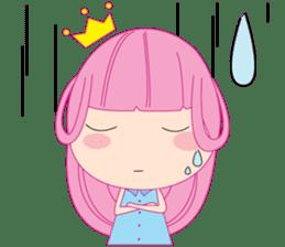 Miho : Sweet princess. sticker #4557102