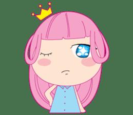 Miho : Sweet princess. sticker #4557104
