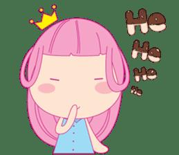 Miho : Sweet princess. sticker #4557109