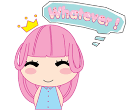 Miho : Sweet princess. sticker #4557110