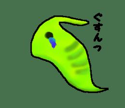Corner insect sticker #4558713