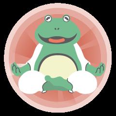 huubHR Frog and Tadpole