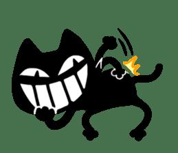Bad Cat Man sticker #4562167