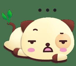 Pandadog and Friends 3D sticker #4564959