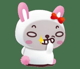 Pandadog and Friends 3D sticker #4564964