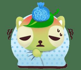 Pandadog and Friends 3D sticker #4564967