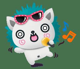 Pandadog and Friends 3D sticker #4564975