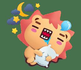 Pandadog and Friends 3D sticker #4564979