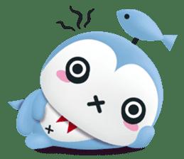 Pandadog and Friends 3D sticker #4564985
