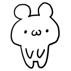 Kyoto dialect Bear