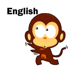 lovely monkey(2)~for english