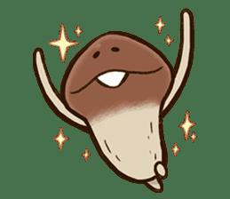 Funghi Manga Sticker sticker #4578832