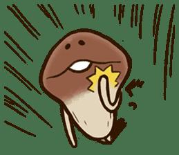Funghi Manga Sticker sticker #4578837