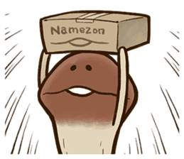 Funghi Manga Sticker sticker #4578841