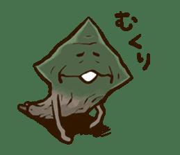 Funghi Manga Sticker sticker #4578870