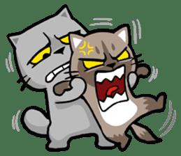 Meow Zhua Zhua - No.5 - sticker #4590004
