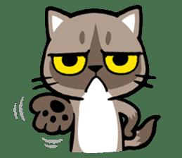 Meow Zhua Zhua - No.5 - sticker #4590007