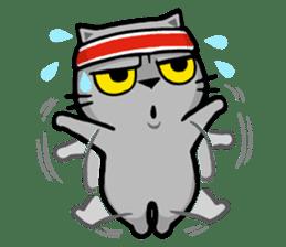 Meow Zhua Zhua - No.5 - sticker #4590008