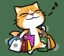 Meow Zhua Zhua - No.5 - sticker #4590012