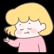 สติ๊กเกอร์ไลน์ Mimi & Sabi: Daily Life Stickers