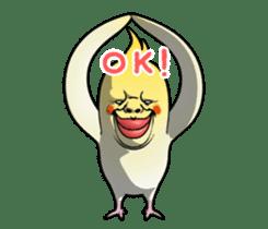 ugly cockatiel sticker sticker #4596774