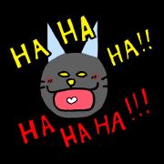 สติ๊กเกอร์ไลน์ P-P-CAT Part2