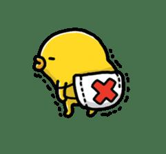 Trembling sticker #4605818