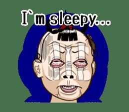 Sakurako's Sticker (English Ver.) sticker #4607249