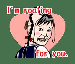Sakurako's Sticker (English Ver.) sticker #4607257