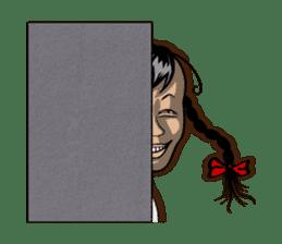Sakurako's Sticker (English Ver.) sticker #4607267