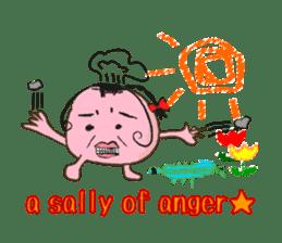 Sakurako's Sticker (English Ver.) sticker #4607275