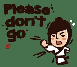 Kung Fu Time! sticker #4607520